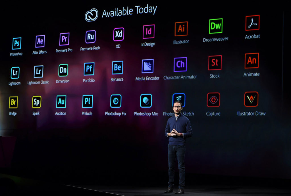 Adobe Creative Cloud副總裁暨產品長Scott Belsky