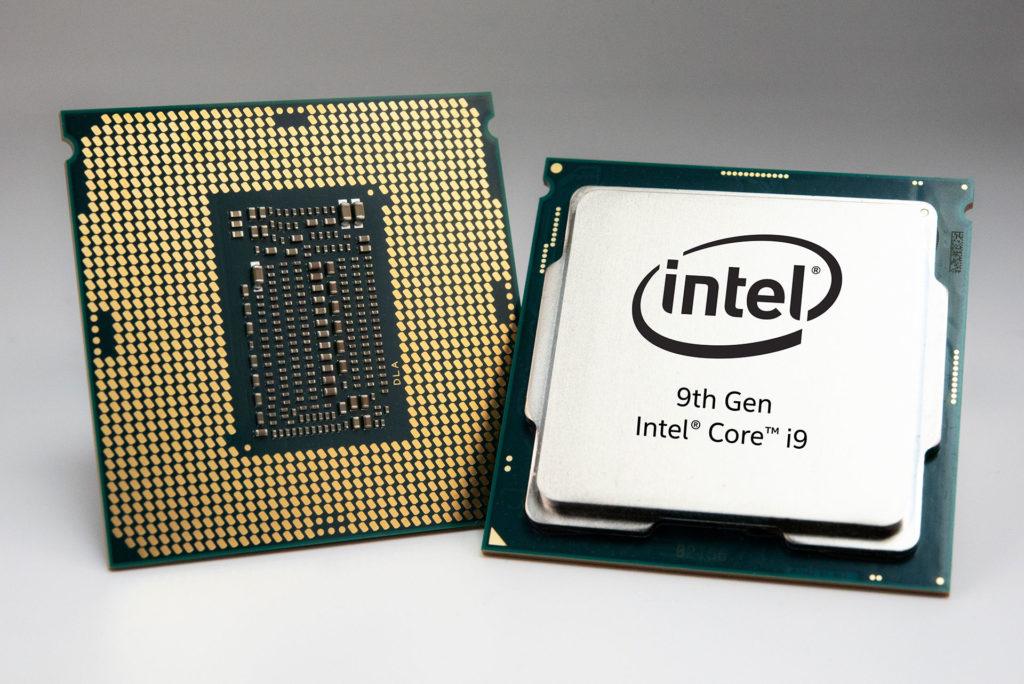 第九代Intel Core處理器