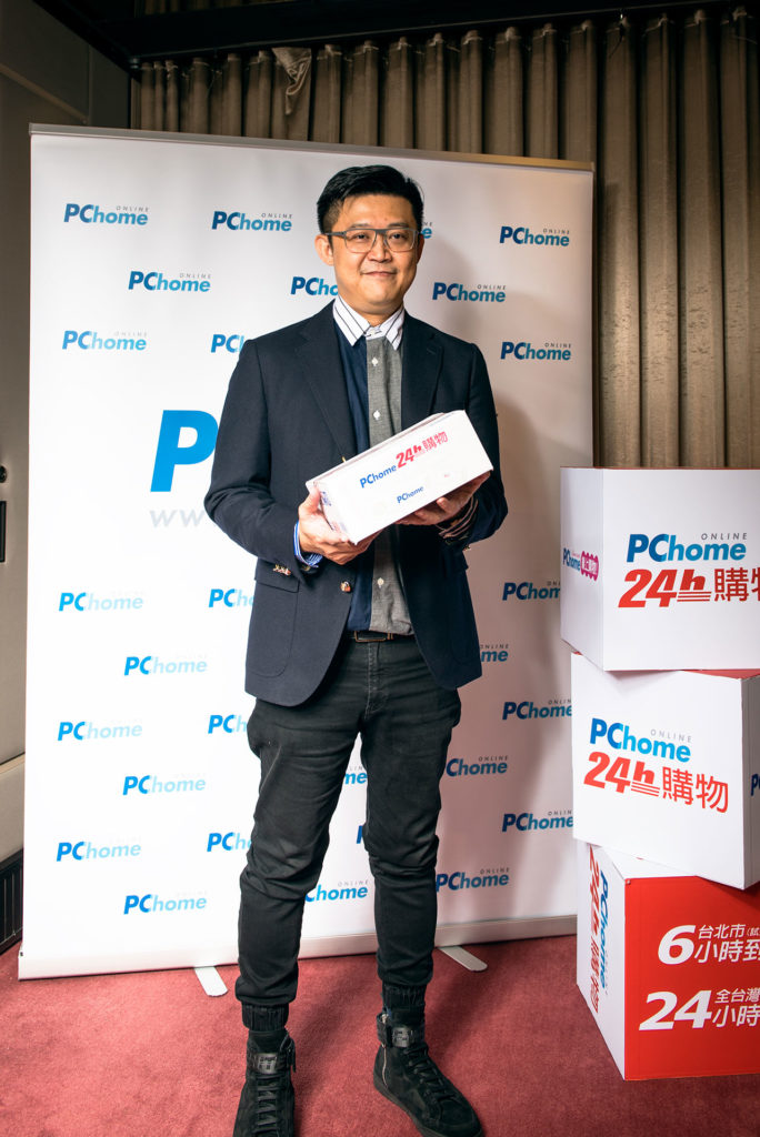 PChome網路家庭總經理蔡凱文