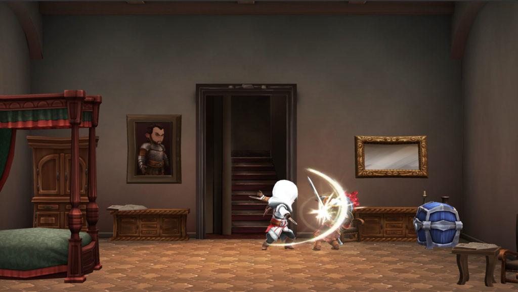 《刺客教條:起義》遊戲畫面