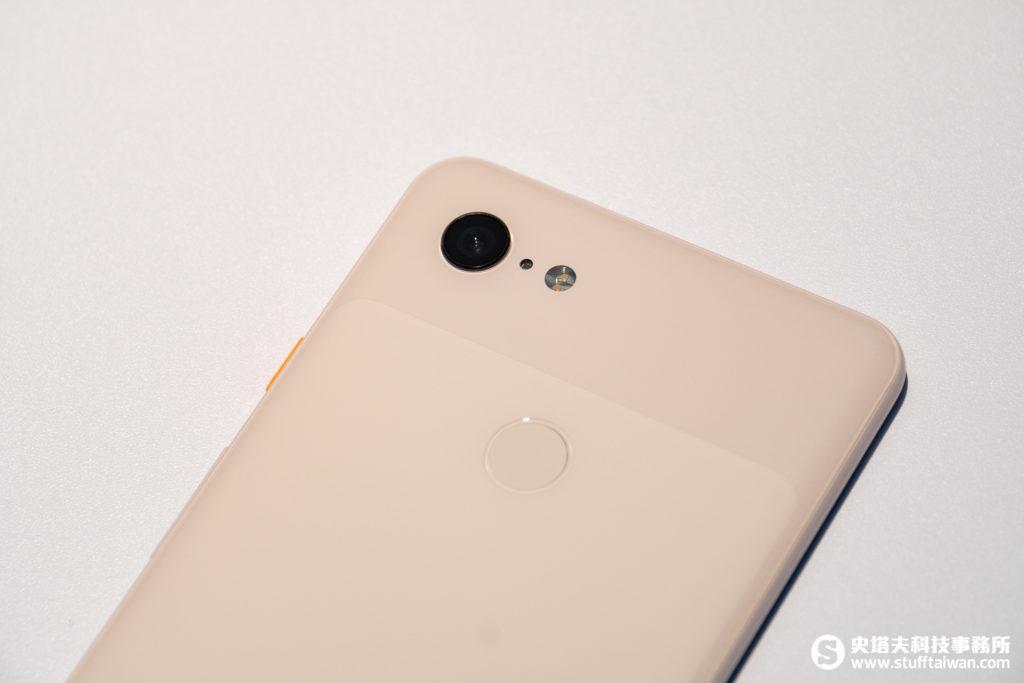 Google Pixel 3 XL後置鏡頭