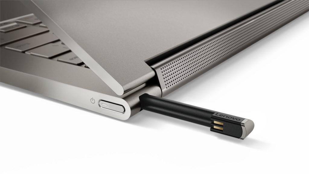 Yoga C930的數位筆
