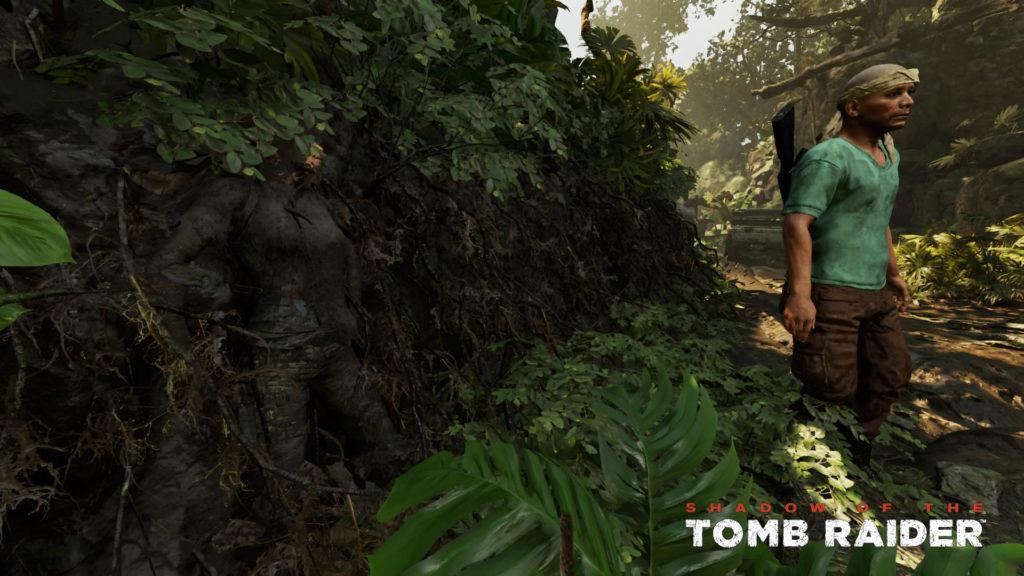《古墓奇兵:暗影》遊戲畫面