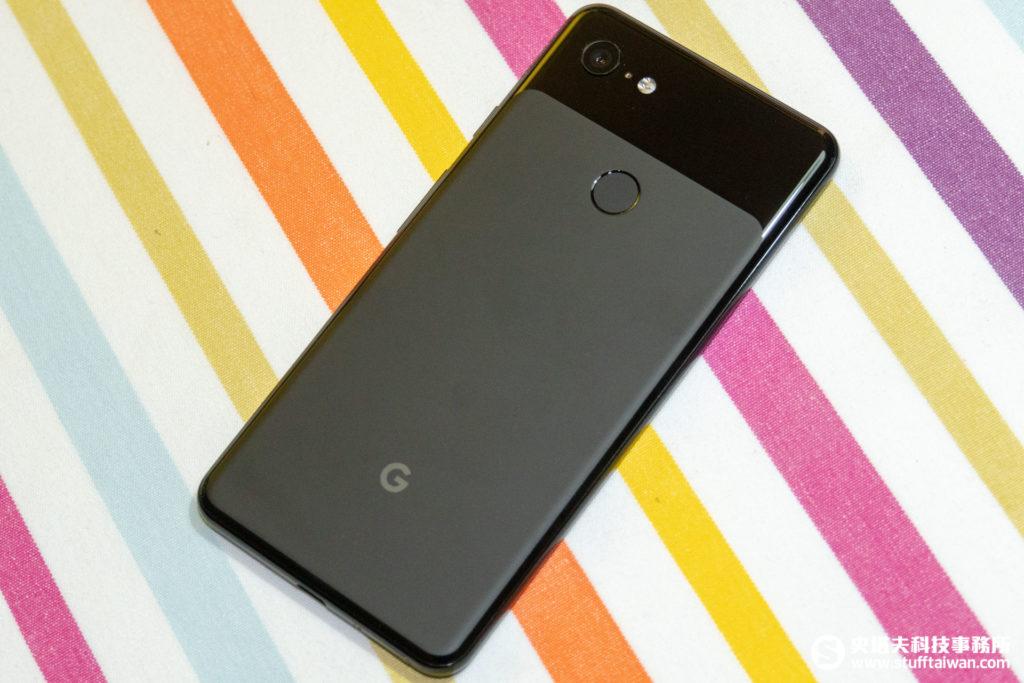 Pixel 3 XL背面