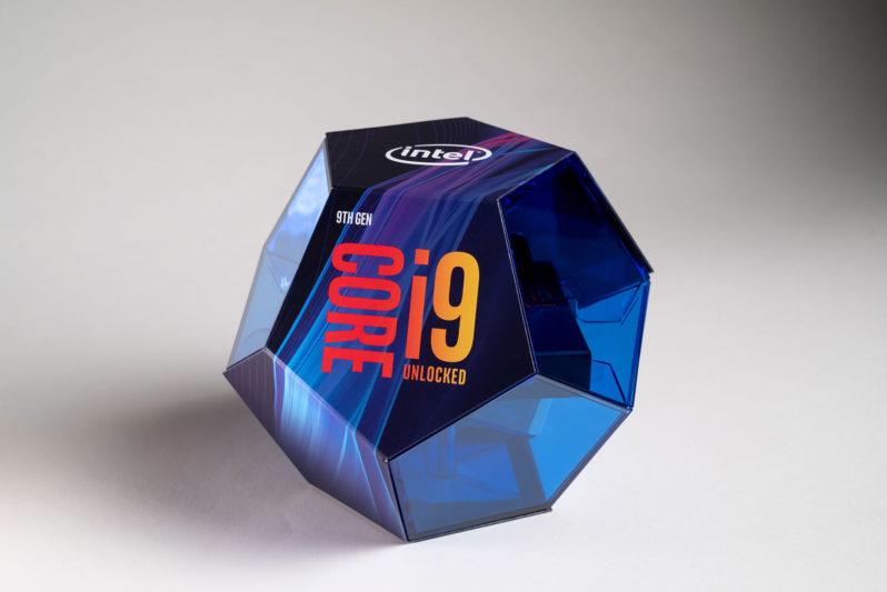 Intel Core i9-9900K處理器