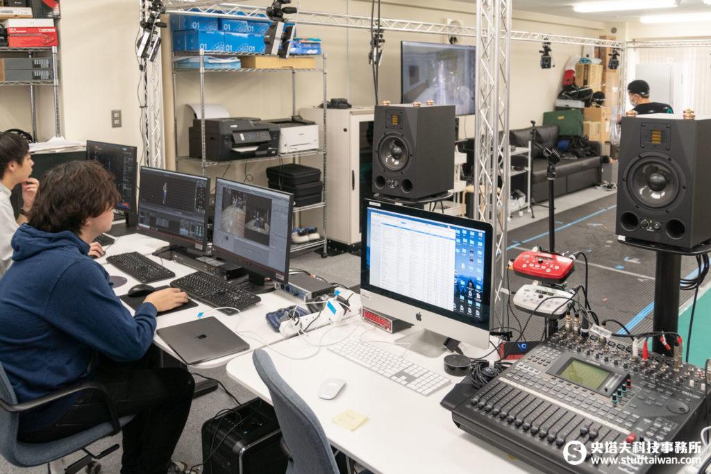 虛擬主播工作團隊