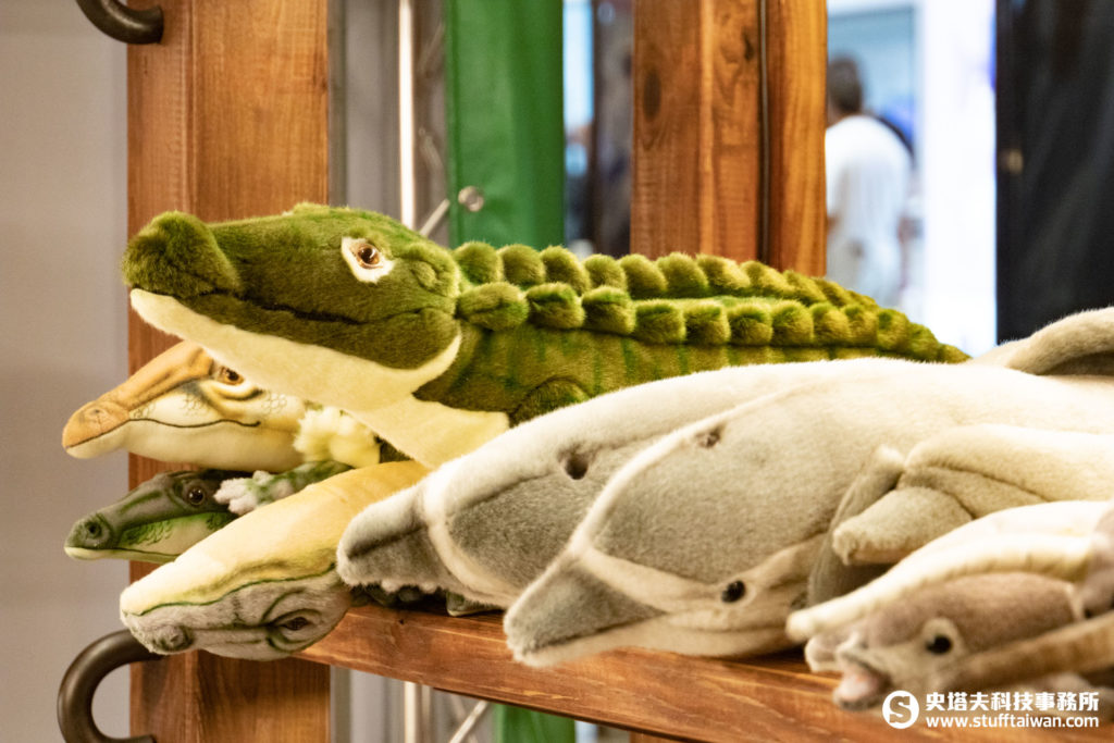 HANSA鱷魚玩偶