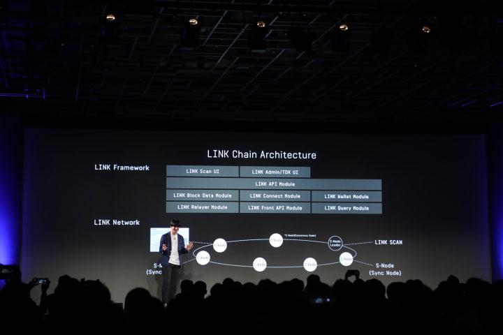 LINE DEVELOPER DAY 2018中正式發表以服務為導向的區塊鏈技術平台「LINK Chain」