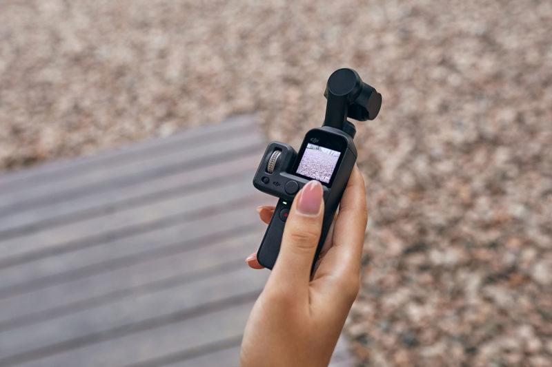 DJI Osmo Pocket三軸雲台相機