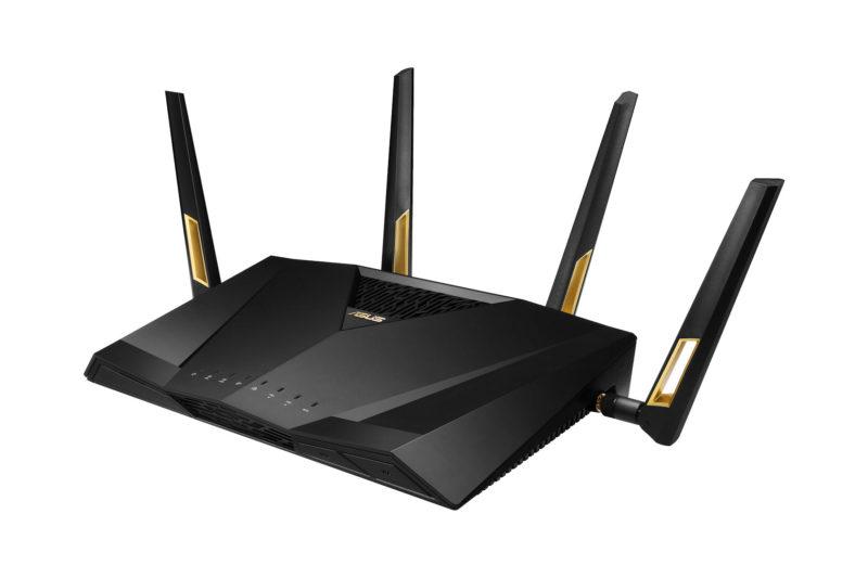 ASUS RT-AX88U 802.11ax雙頻無線路由器