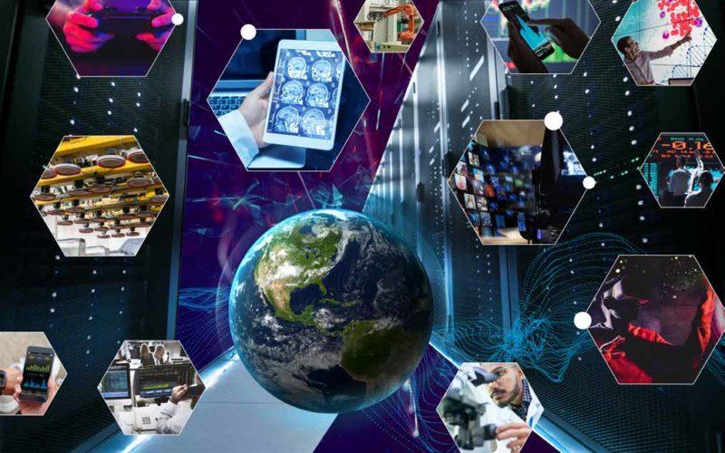 《世界的數位化—從邊緣到核心》白皮書插圖