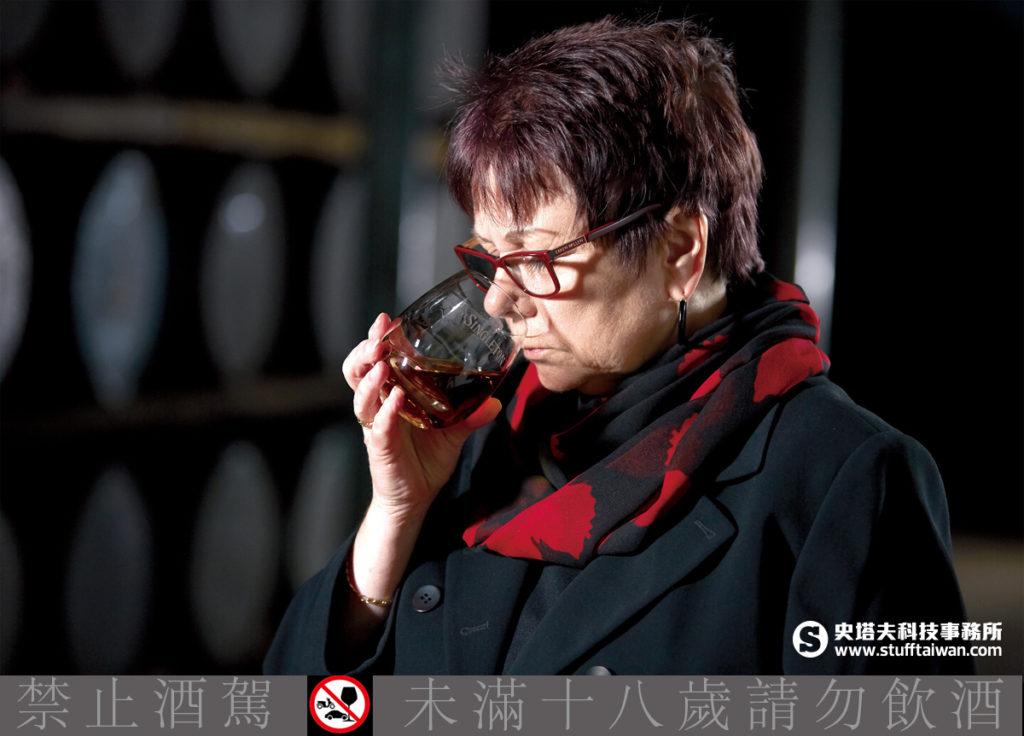 帝亞吉歐首席調酒師 Maureen Robinson