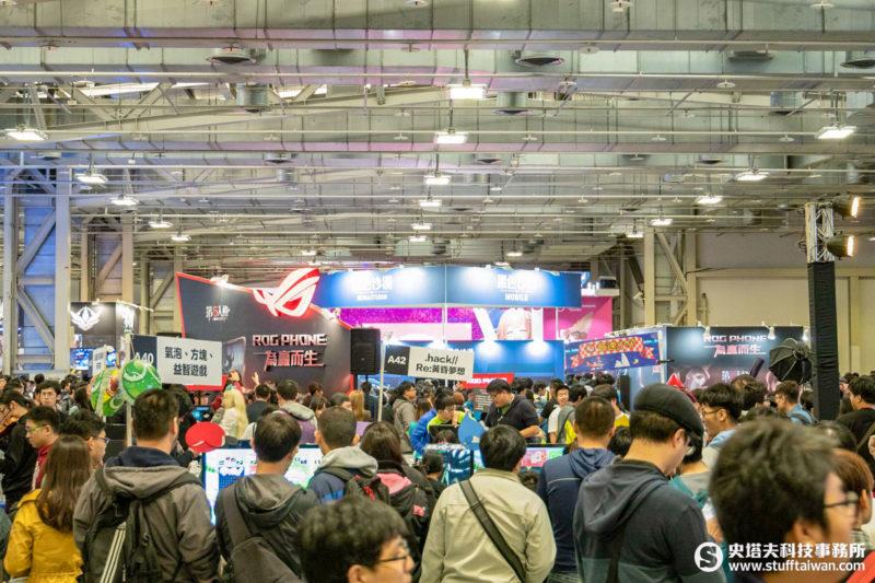 2018巴哈姆特站聚Gamer Party會場