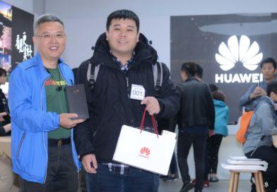 HUAWEI Mate20 X超大屏 熱騰騰上市