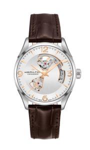 爵士動芯系列白面金針款單錶圖