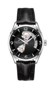 爵士動芯系列黑面款單錶圖