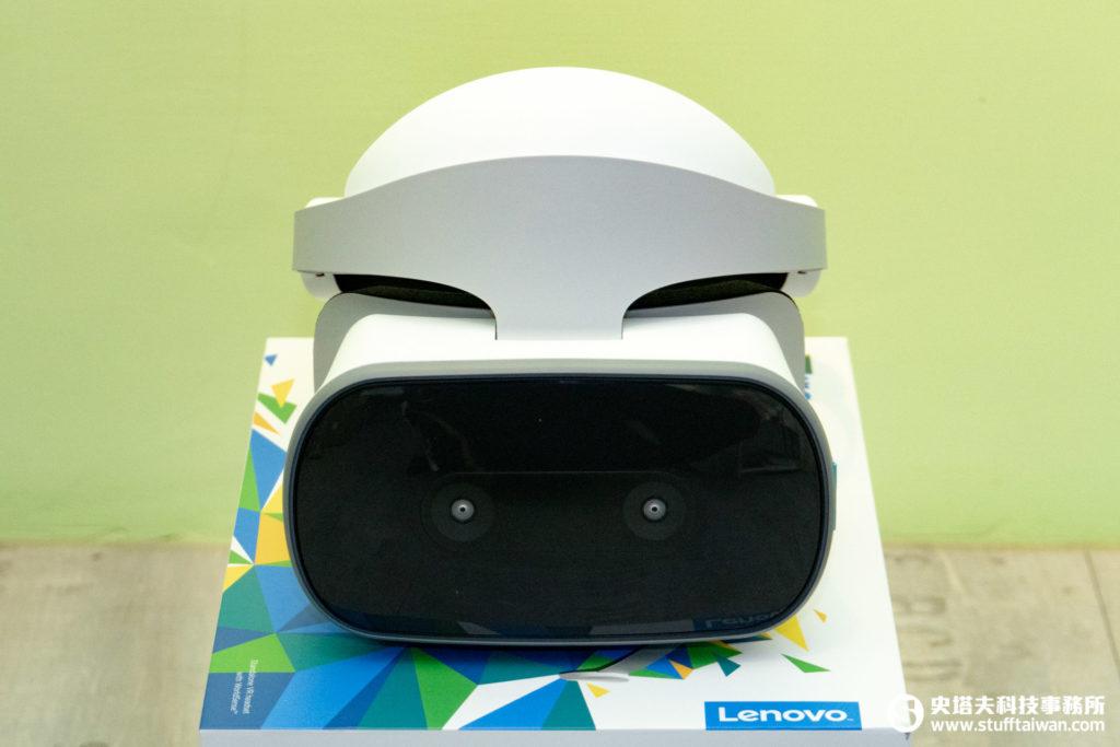 Lenovo Mirage Solo前方兩個六自由度動態追蹤相機