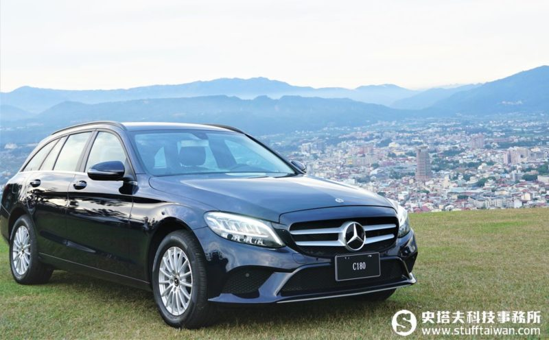 最有C癮力!Mercedes-Benz C-Class C180 Estate舒適旅行