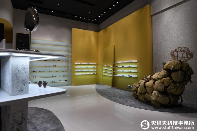 Gentle Monster首間台北旗艦店 潮人必逛的墨鏡聚集地