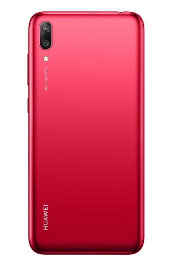 【HUAWEI 新聞照片】HUAWEI Y7 Pro 2019_珊瑚紅02
