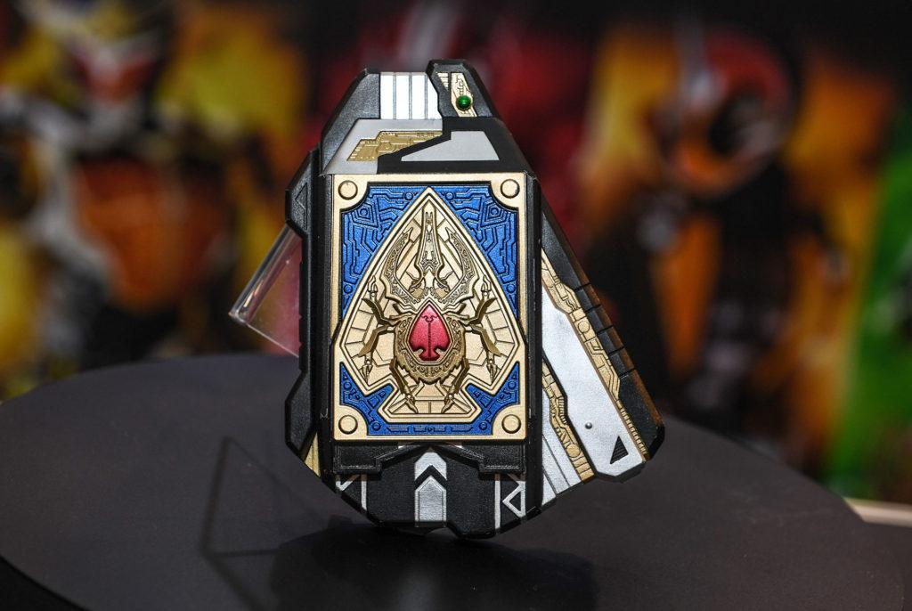 《假面騎士劍》CSM強化道具「ROUSEABSORBER」