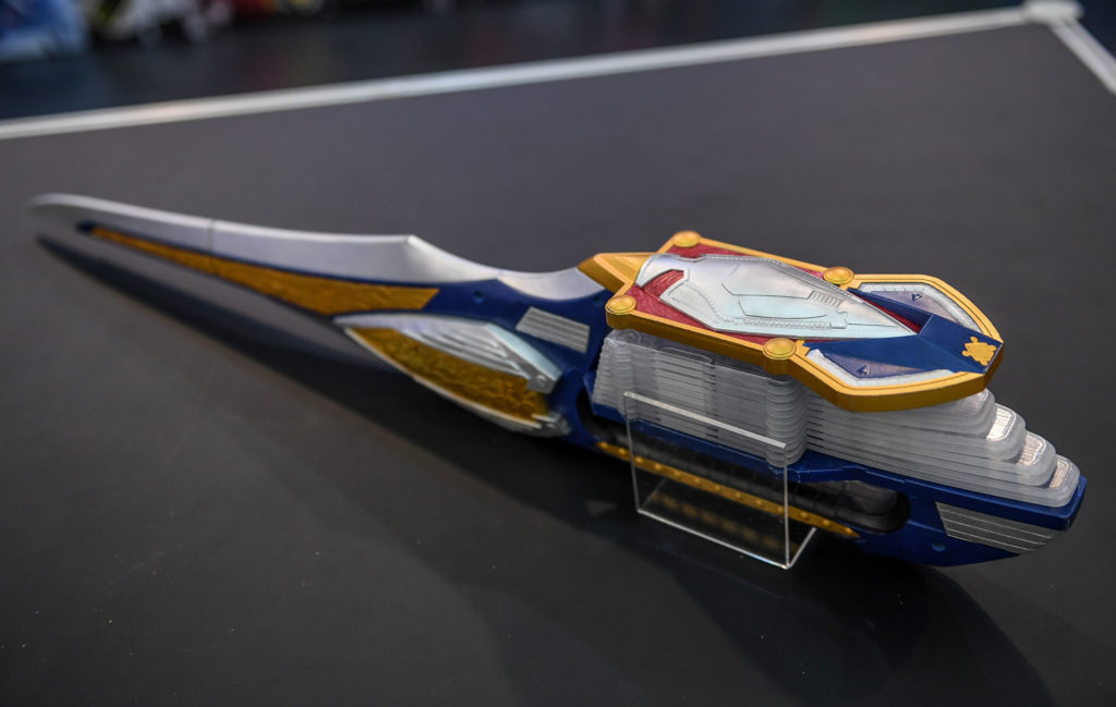 《假面騎士劍》CSM武器「BLAYROUSER」