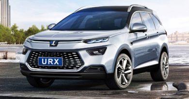 Luxgen 全新汽車新物種「URX」 實現智慧移動生活新願景