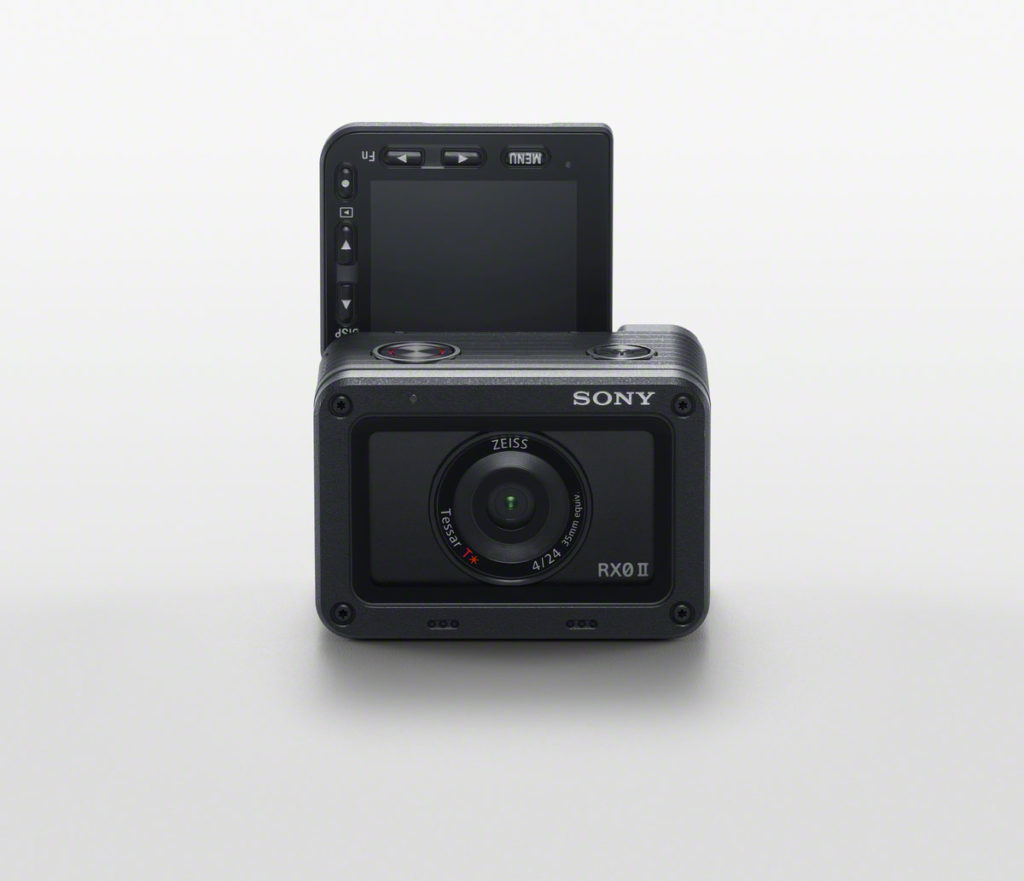 Sony RX0 II旗艦級隨身機