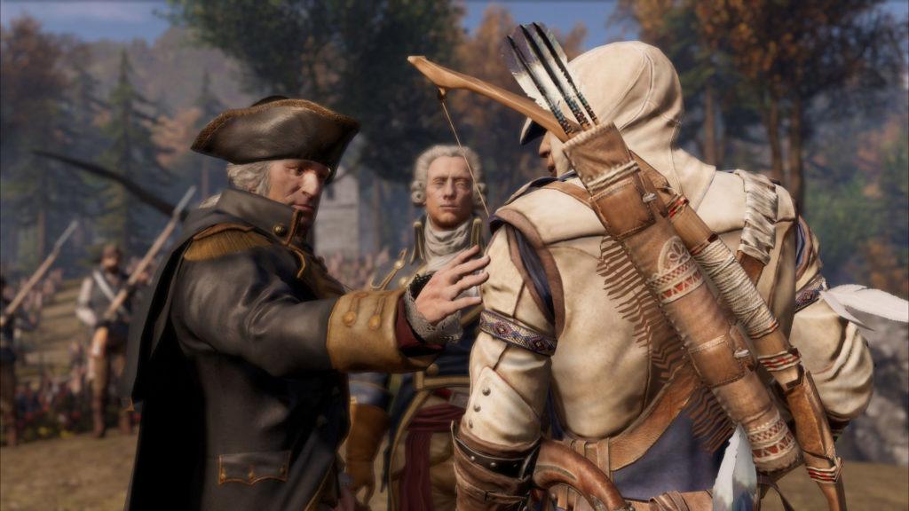 《刺客教條 3 重製版》遊戲畫面