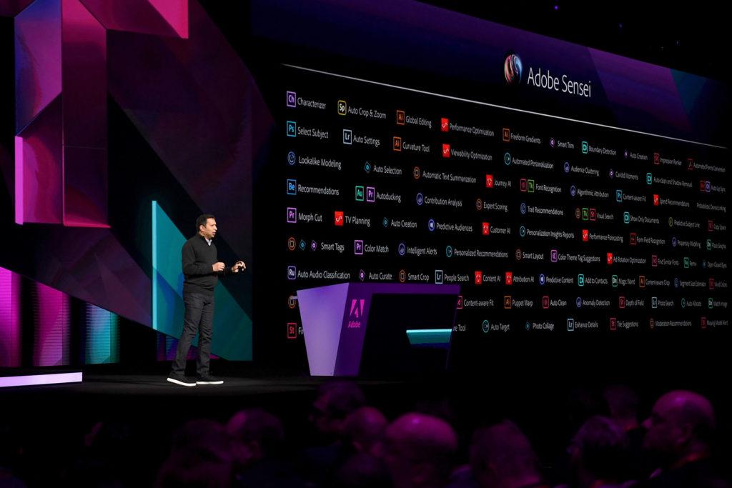 Adobe Summit 2019大會現場