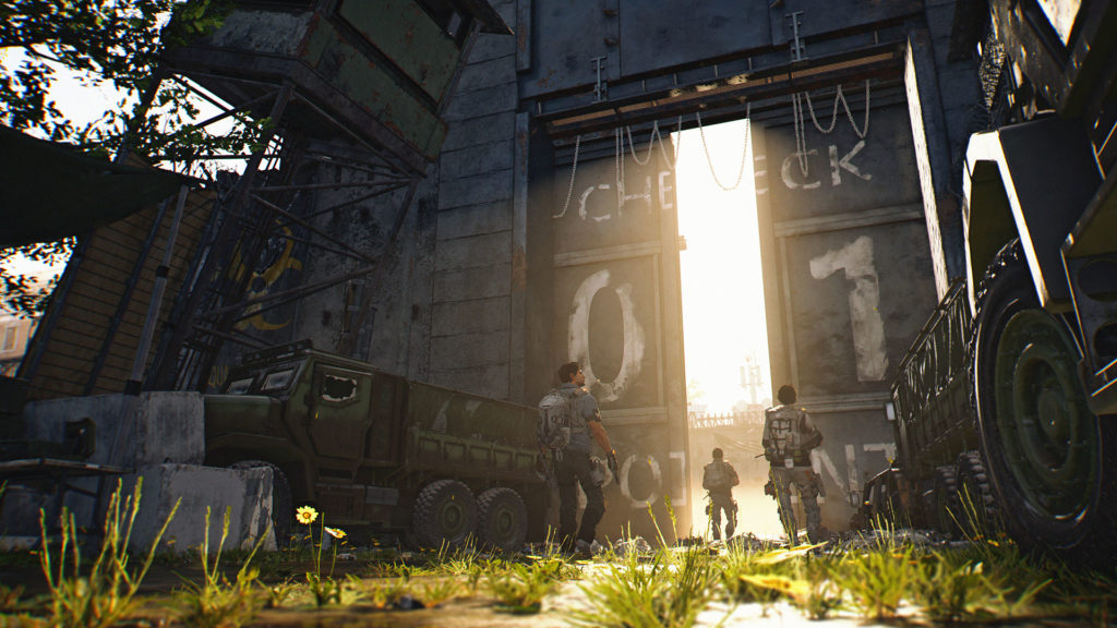 《全境封鎖 2》遊戲截圖