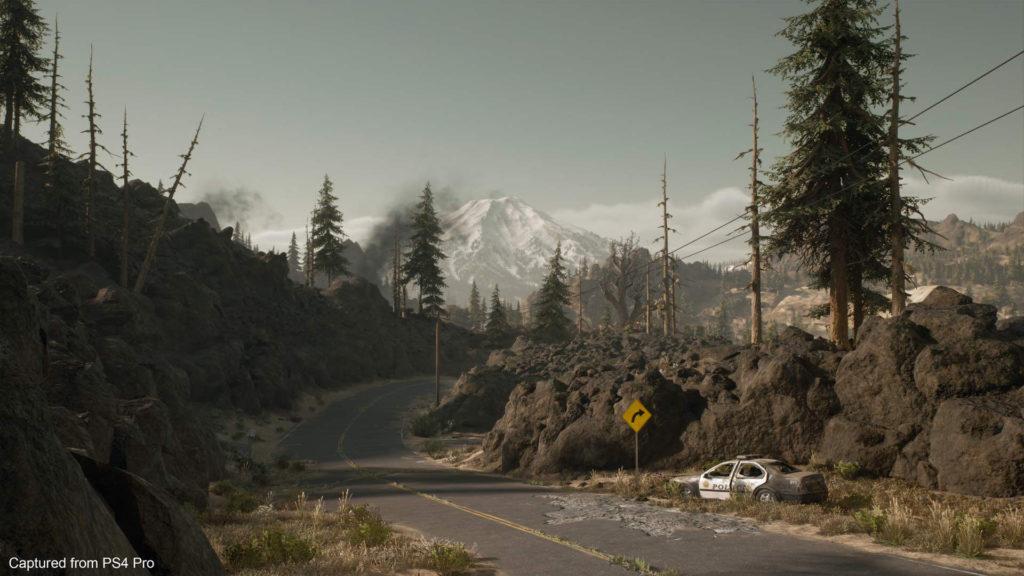 《Days Gone》遊戲風景