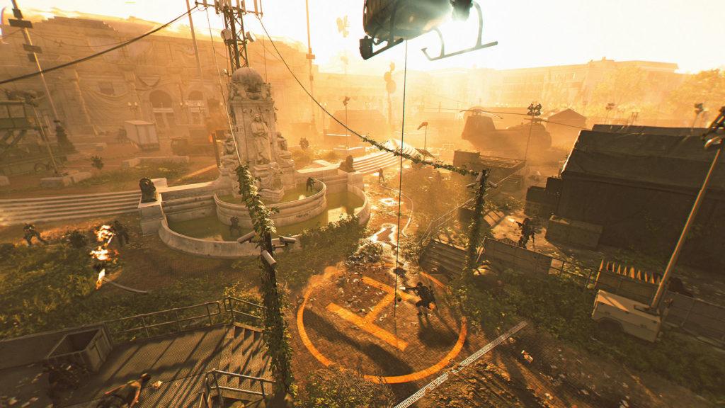 《全境封鎖 2》遊戲畫面