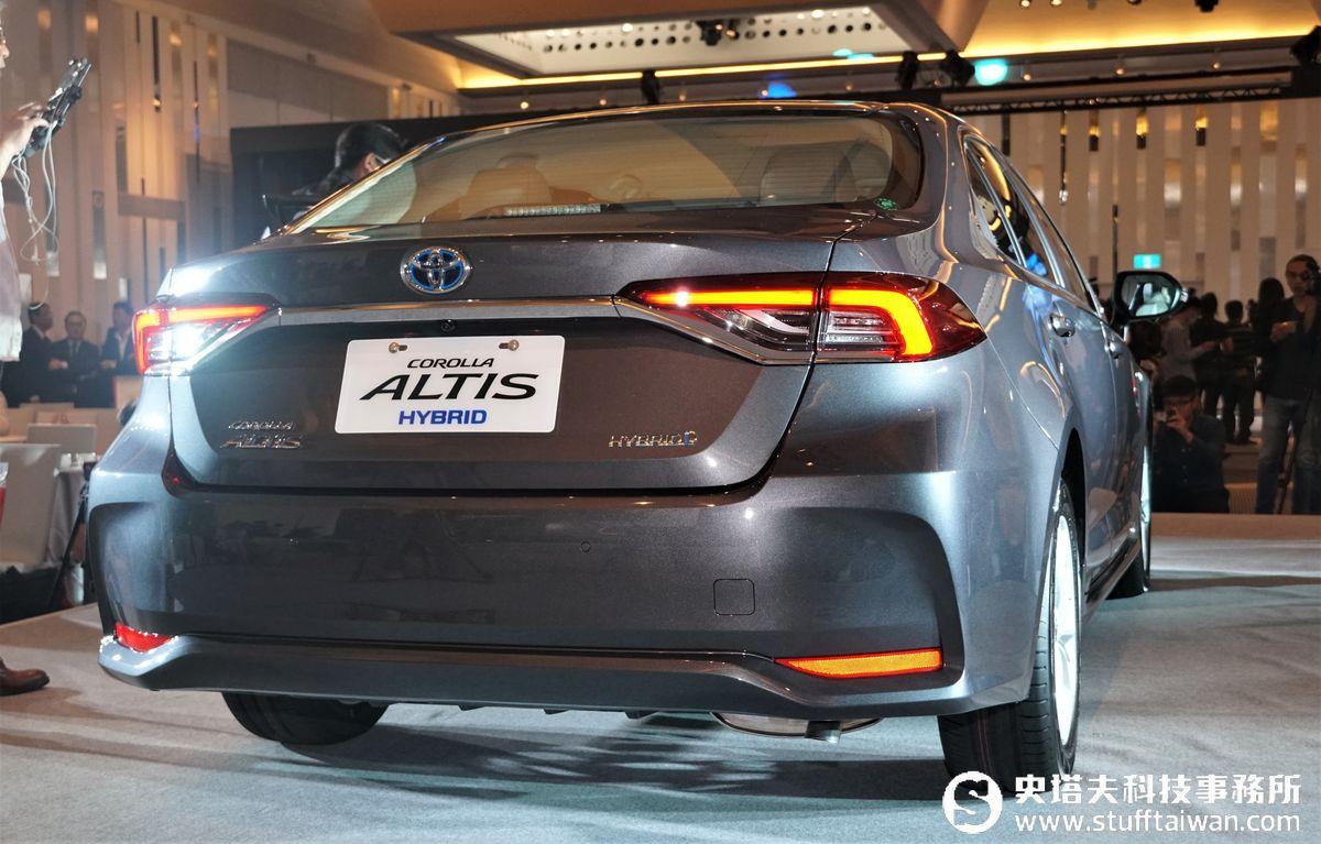 要一統江湖了?TOYOTA All New Corolla Altis比預接單更便宜69.8萬起