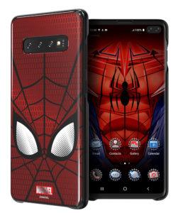 Galaxy S10 S10+ 智能背蓋_蜘蛛人專屬主題