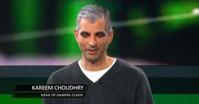 Xbox雲端遊戲部門負責人Kareem Choudhry