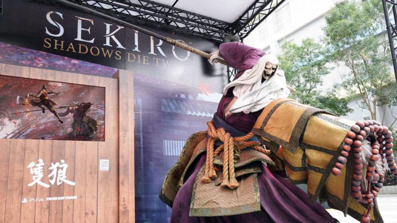 《SEKIRO: SHADOWS DIE TWICE》破戒僧塑像