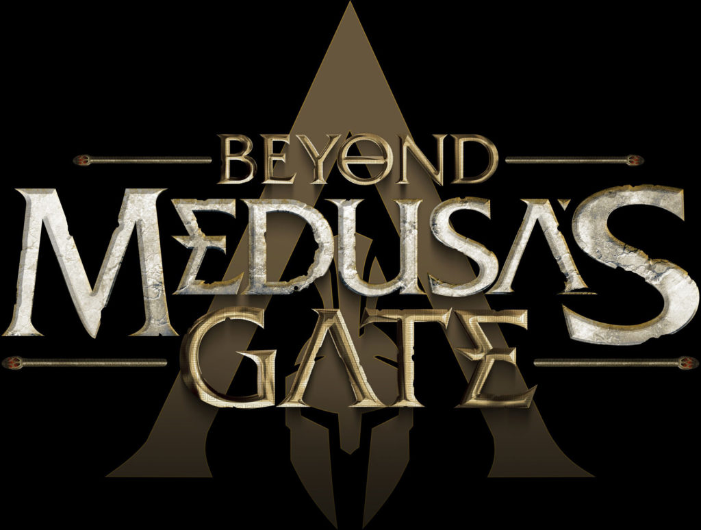 《穿越梅杜莎之門》LOGO
