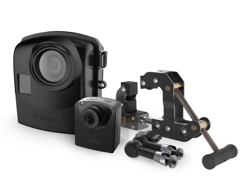 Brinno縮時攝影機「BCC2000三合一專業建築應用套組」