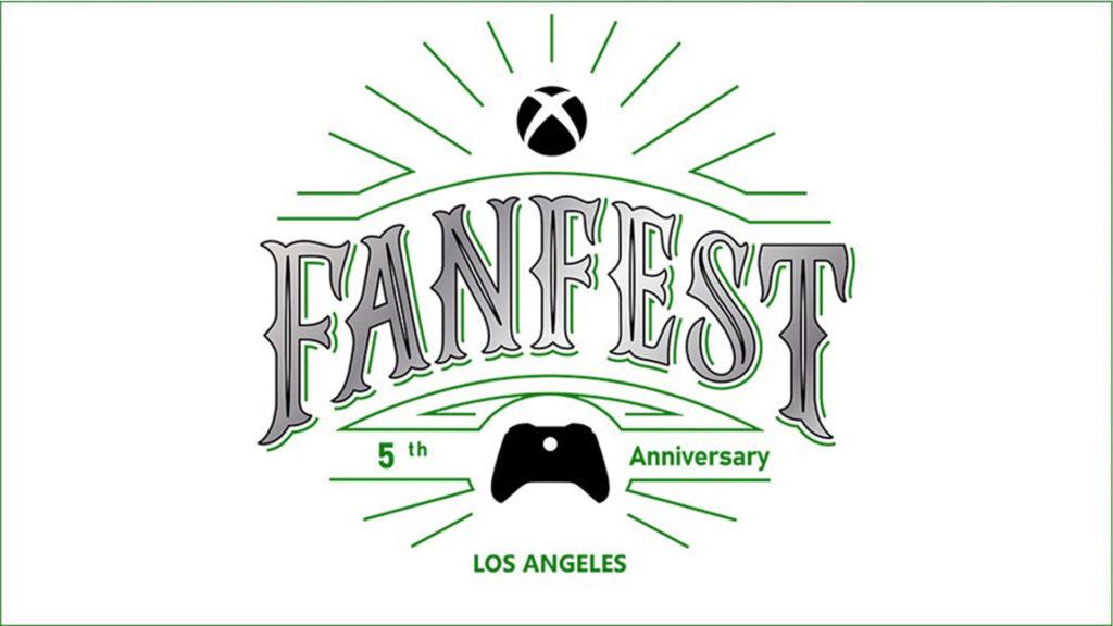 第五屆Xbox FanFest主視覺