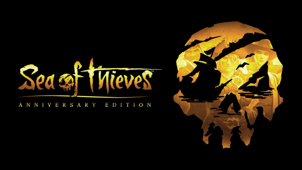 《盜賊之海》週年更新版本主視覺
