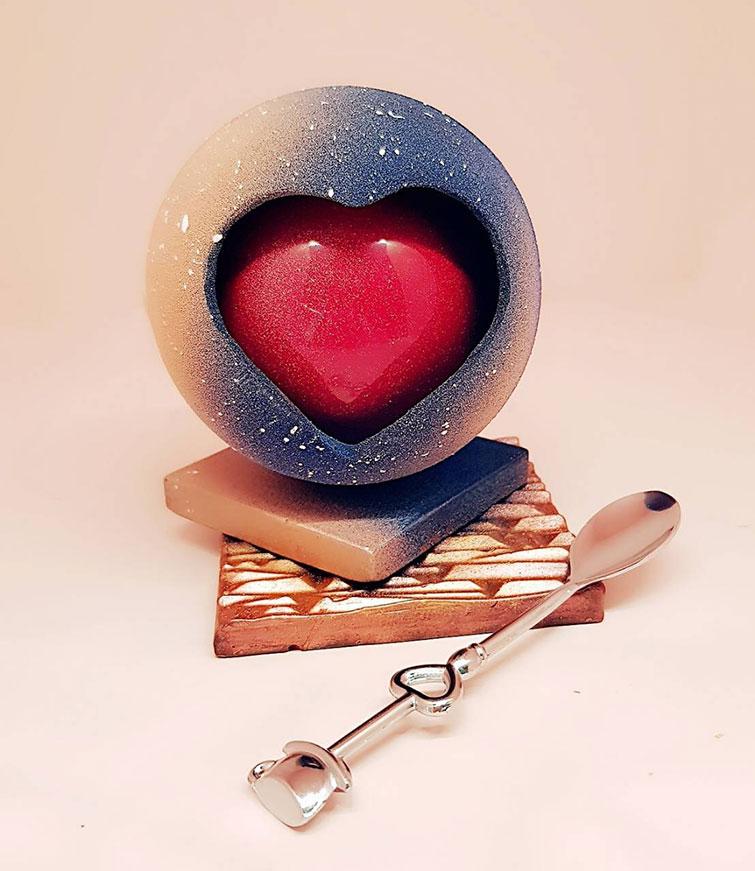 「愛在星空下」真愛敲敲來手工巧克力甜點