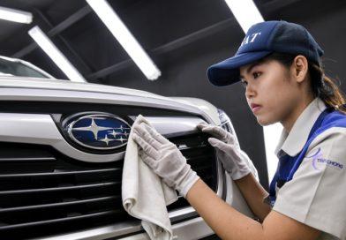 陳唱集團泰國SUBARU 汽車製造廠盛大落成啟用