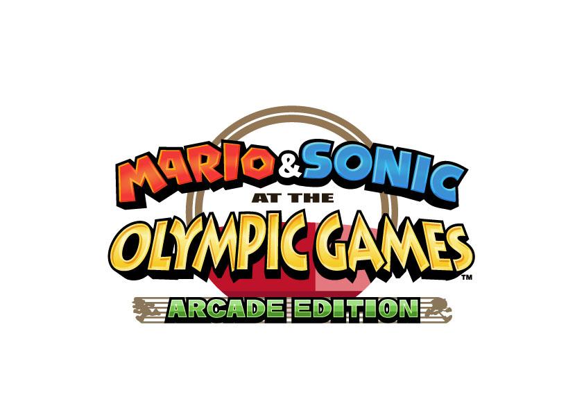 MARIO & SONIC AT THE OLYMPIC GAMES – Arcade Edition遊戲LOGO