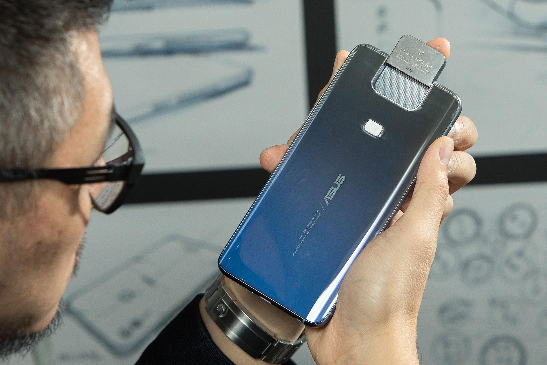 ZenFone 6相機模組