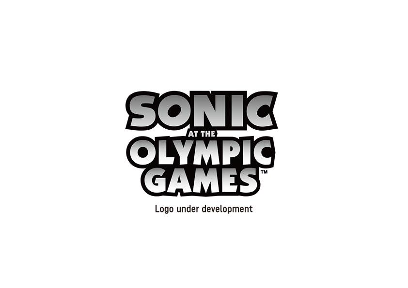 索尼克 奧運 東京2020遊戲LOGO
