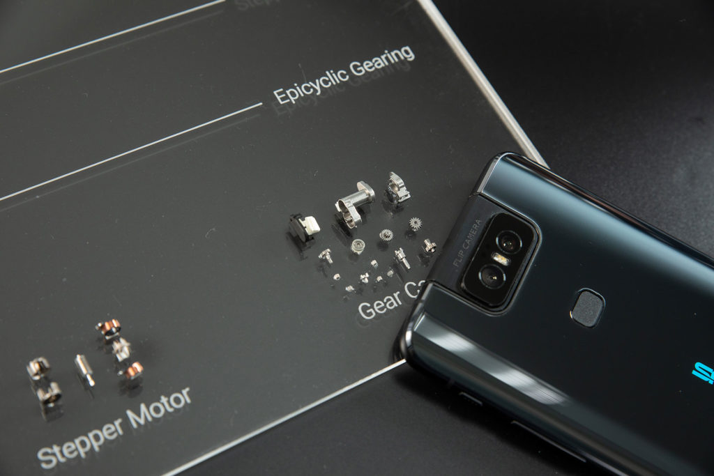 ZenFone 6相機模組的零件