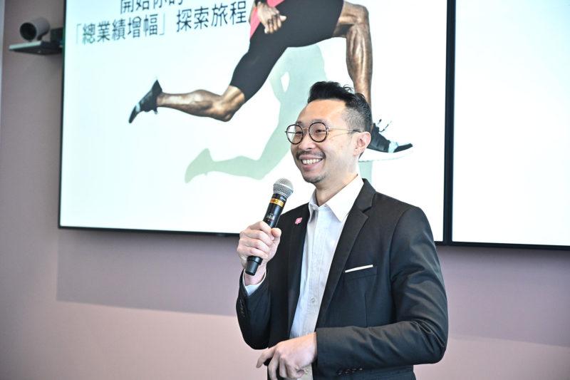 Facebook大中華區數位原生行業總經理姚榮豪