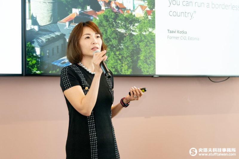 Facebook大中華區代理商業務總經理朱怡靜