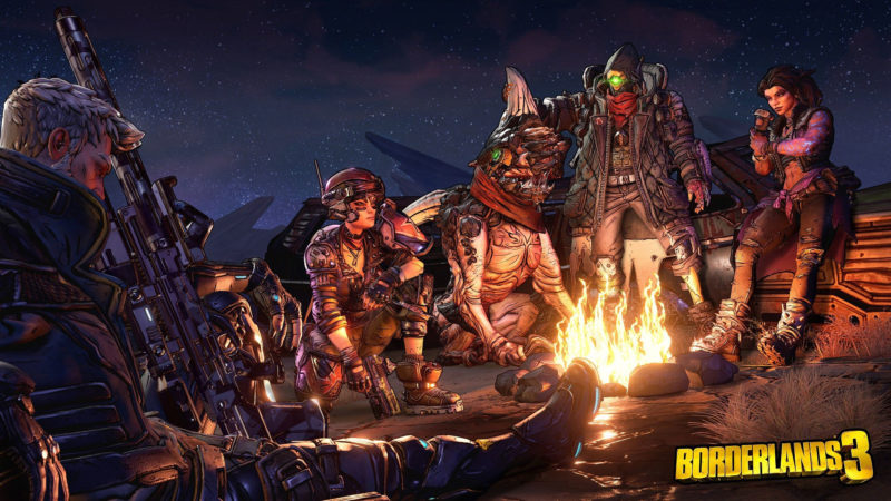 《邊緣禁地3》遊戲畫面